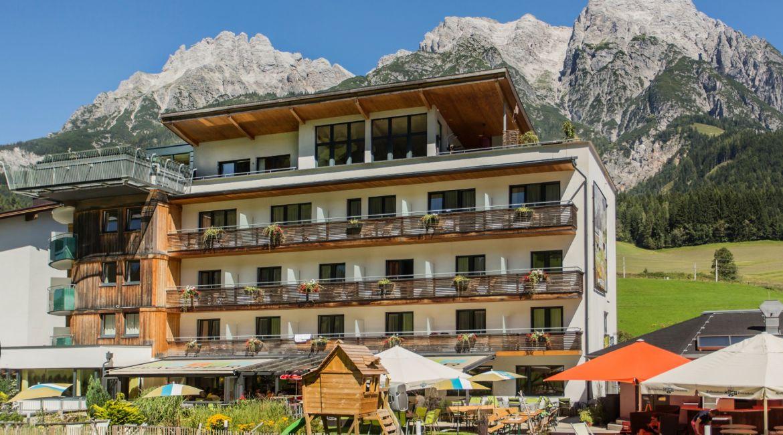 Hotel Bacher Asitzstubn***, Leogang