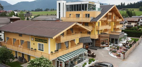 Hotel Gutjahr****s, Abtenau