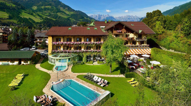 Familienhotel Lerch****, St. Johann